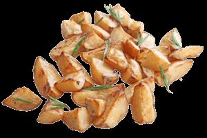 Aardappelpartjes rozemarijn