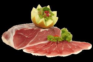 Boeren rauwe ham