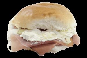 Broodje coburgerham