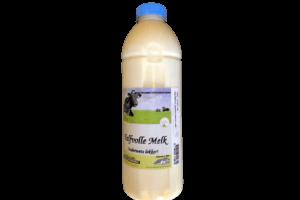 Fles halfvolle melk 1 liter