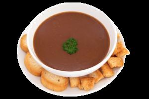 Ossenstaart soep